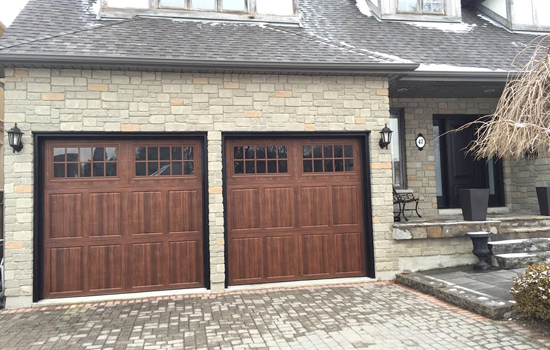PK Garage Doors Capping